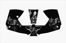 a4d616c7af6 0700000800 ESAB Sentinel A50 WELDING HELMET WRAP DECAL STICKER papa ghost