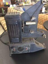 Vintage 1930's Univex Model P-8 8mm Film Movie Projector
