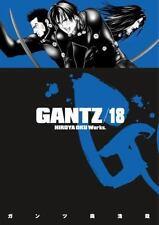 Gantz Volume 18-ExLibrary