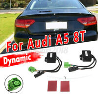For Audi A5 8T 07-18 Module SeDynamic Turn Signal LED Turn Signal Lights