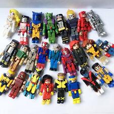 Random Lot 10x Marvel Universe Exclusive Avengers building Minimates figure toys