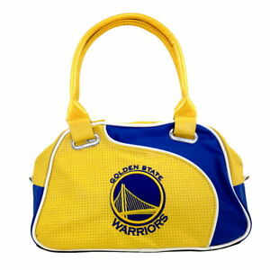 Golden State Warriors Women Perf-ect Bowler Bag Purse NBA by Little Earth