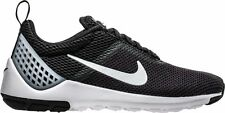 Men's Nike Lunarlon Sneakers Black/WhitePlatinum  US Mens Size 13