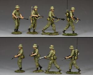 KING & COUNTRY VIETNAM WAR VN030 AUSSIE PATROL SECTION MIB