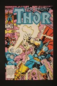 Thor #339 - NEAR MINT 9.8 NM - Marvel Comics