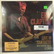 Eric Clapton - Live In San Diego w/ JJ Cale 3LP NEW