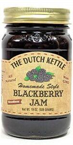 The Dutch Kettle Homemade Style Blackberry Jam