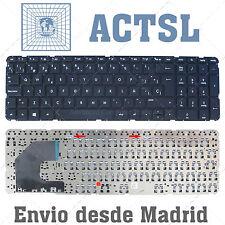 TECLADO ESPAÑOL para HP PAVILION 15-B123NR SLEEKBOOK Without Frame