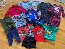 Lot Of Toddler Boy Size 24/2t Clothing 20 Pieces