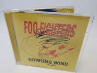 Foo Fighters Howling Wind CD - Tornado Label Unofficial Album Recorded Live