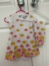 A Dee Top And Leggings Floral Age 3