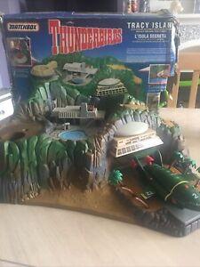 Matchbox Vintage Thunderbirds Tracy Island 1992