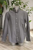 jolie chemise grise SERGE BLANCO CLUB TAILLE 2XL en excellent état