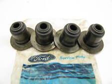 (4) NEW - OEM Ford F4AZ-6571-A Engine Valve Stem Seal 1996-2011 4.6L-V8