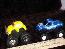 Lot of 2  Scale  Trucks - Car       MUST SEE