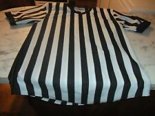Referee Short Sleeved Athletic Shirt By Teamwork Athletic Apparel Men's Size M