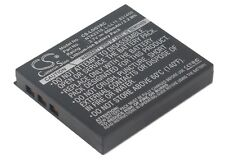 3.7V battery for Logitech G7 Laser Cordless Mouse, L-LL11, 190310-1001, M-RBQ124