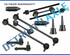 Brand New 12pc Complete Front Suspension Kit Grand Caravan Town/Country Voyager
