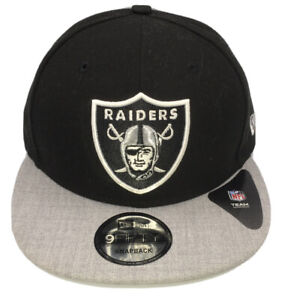 Oakland Raiders 9fifty New Era Snapback NFL Team Headwear