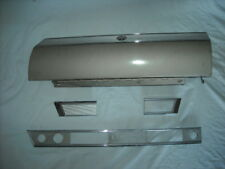 1962 Oldsmobile Starfire Dash Bezels and Glove Box Door