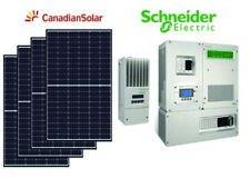5.7 kW Solar Energy System Off grid panel panneau solaire cottage house home