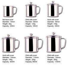 Water Milk Coffee Tea Cup Camping Mug Home Travel Tumbler High Quality