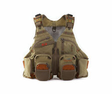 NEW FISHPOND GORE RANGE FLY FISHING TECH VEST DRIFTWOOD FREE U.S. SHIPPING
