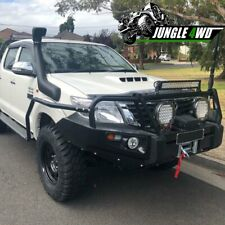 Bull Bar to suit Toyota Hilux 2012-2015 Steel Winch Comp Bullbar