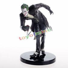Cool DC Comics Arkham Batman Series The Joker Fancy Dress Statue Action Figure