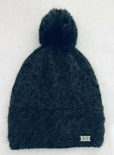 Under Armour Womens Dark Green Pom Pom Knit Winter Hat