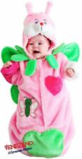 Italian Made Baby Girls Butterfly Sleeping Bag Sack Fancy Dress Costume Outfit