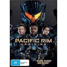 Pacific Rim - Uprising (DVD, 2018)