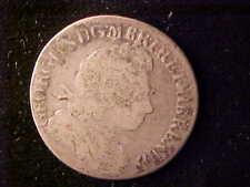 GEORGE I ONE SHILLING 1723 SSC