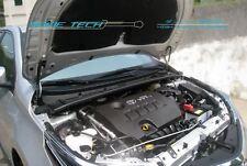 14-16 Toyota Corolla Altis Black Strut Shock Lift Stainless Bonnet Hood Damper