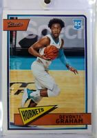 2019 18-19 Panini Chronicles Classics Devonte Graham Rookie RC #662, Hornets
