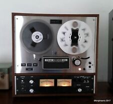 Teac A-4010 GSL Glass Heads Auto-Reverse Reel to Reel Tape Deck