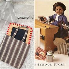 American Girl ADDY SACHEL & DOUBLE SLATE ~Pleasant Co~School Supplies ~NEW