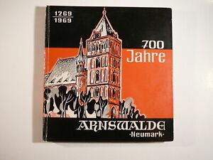 700 Jahre Arnswalde Neumark 1969