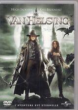"DVD ""VAN HELSING""   JACKMAN/BECKINSALE/SOMMERS"