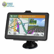 "7"" LKW PKW Auto GPS Navigationsgerät Navigation Navi Karten navi europa EU"