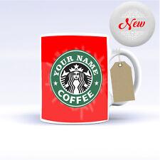 Starbucks personnalisé tasse café thé cadeau halloween noël anniversaire