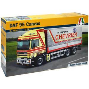 Italeri 1/24 DAF 95 Canvas Kit ITA-03914 (New)