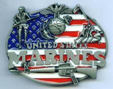 US Marines Buckle Gürtelschnalle United States Army