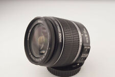 Canon EF-S 18-55mm 1:3. 5-5.6 is canon Mount Top