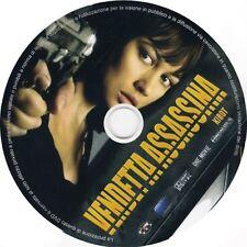 DVD SENZA COVER VENDETTA ASSASSINA ITALIANO INGELSE GENERE THRILLER 102 MINUTI