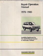 VDC501480 GERMAN Range Rover L322 Proprietari Manuale Servizio Wallet Portafoglio AU