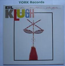 EARL KLUGH - Soda Fountain Shuffle - Ex Con LP Record Warner Brothers 925 262-1