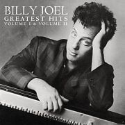 Billy Joel - Greatest Hits, Vols. 1-2 (1973-1985, 2CD Fat Box, 1994) 24HR POST!!