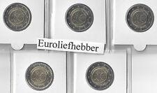 Duitsland    2 Euro  Commemorative  2009   EMU  10 Jaar Euro   IN STOCK