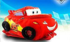 Child Disney Pixar Cars McQueen Kids Boy's Girl's Backpack School Bag New